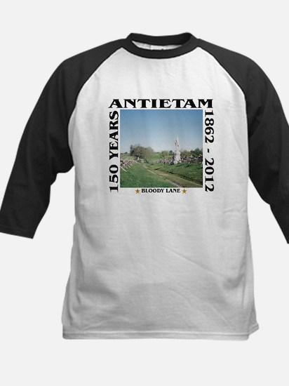 Bloody Lane - Antietam Kids Baseball Jersey