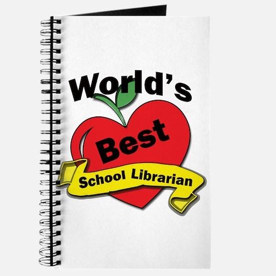 Cute School librarian Journal