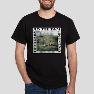 Burnside Bridge - Antietam Dark T-Shirt