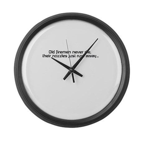 Its Safe Large Wall Clock