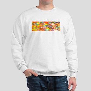 Color Pop Corn Sweatshirt