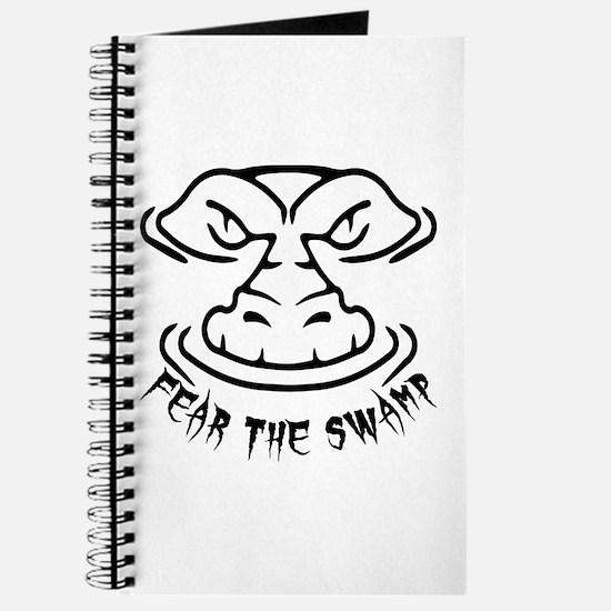 Fear the Swamp Gator Journal