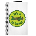 It's a Jungle in Here Journal