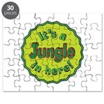 It's a Jungle in Here Puzzle