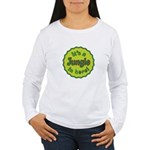 It's a Jungle in Here Women's Long Sleeve T-Shirt