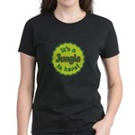 It's a Jungle in Here Women's Dark T-Shirt