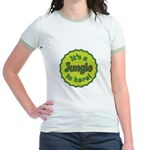 It's a Jungle in Here Jr. Ringer T-Shirt