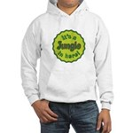 It's a Jungle in Here Hooded Sweatshirt