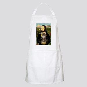 Mona's Tiger Cat BBQ Apron