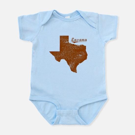 Lasana, Texas (Search Any City!) Infant Bodysuit