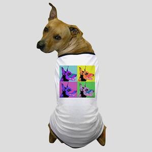 Doberman Pop Art Dog T-Shirt