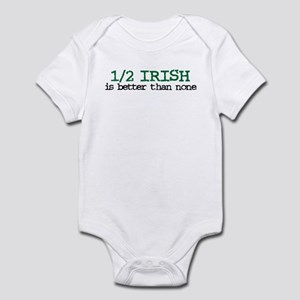 1/2 Irish Infant Creeper