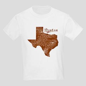 Denton, Texas (Search Any City!) Kids Light T-Shir