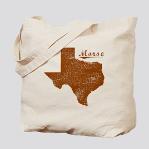 Morse, Texas (Search Any City!) Tote Bag