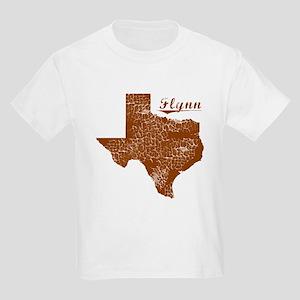 Flynn, Texas (Search Any City!) Kids Light T-Shirt