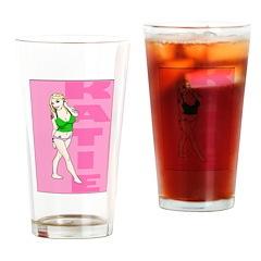 katie Drinking Glass