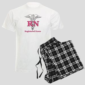 Registered Nurse Men's Light Pajamas