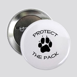 """Protect the Pack! 2.25"""" Button"""