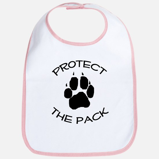 Protect the Pack! Bib