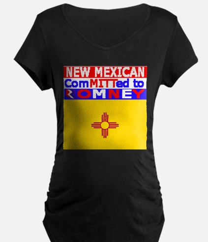 newmexicoromneyflag.png T-Shirt