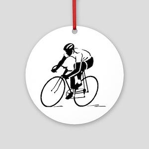 Bike Rights 4 Ornament (Round)