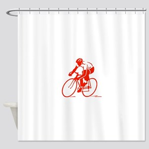 Bike Rights 3 Shower Curtain
