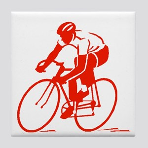 Bike Rights 3 Tile Coaster