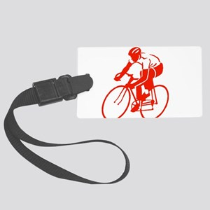 Bike Rights 3 Large Luggage Tag