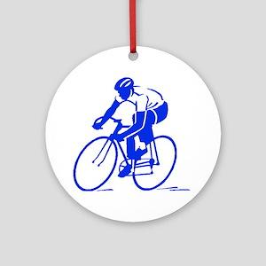 Bike Rights 1 Ornament (Round)