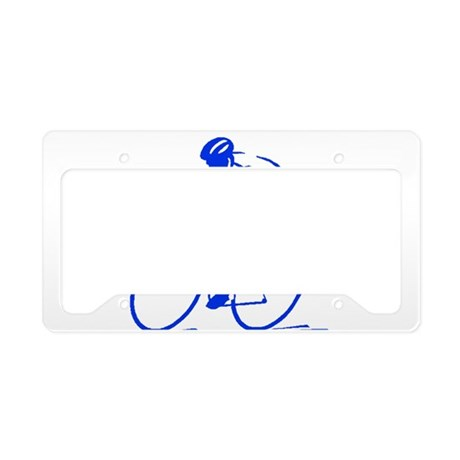 Bike Rights 1 License Plate Holder