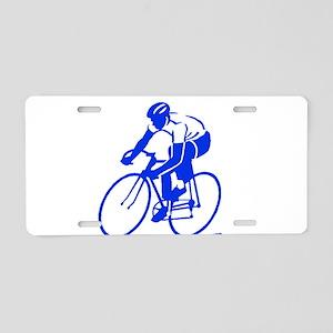 Bike Rights 1 Aluminum License Plate