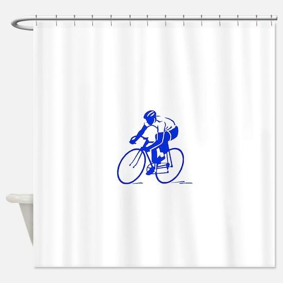 Bike Rights 1 Shower Curtain