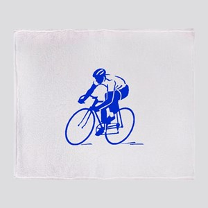 Bike Rights 1 Throw Blanket