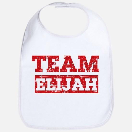 Team Elijah Bib