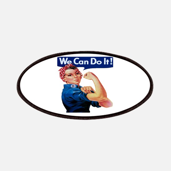 Rosie the Riveter Patches