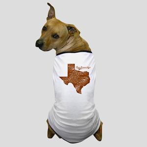 Breckenridge, Texas (Search Any City!) Dog T-Shirt