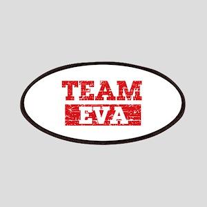 Team Eva Patches