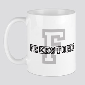 Freestone (Big Letter) Mug