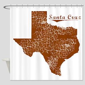 Santa Cruz, Texas (Search Any City!) Shower Curtai