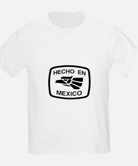 Hecho En Mexico - Made In Mex Kids T-Shirt