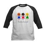 Classic Sisterhood Kids Baseball Jersey