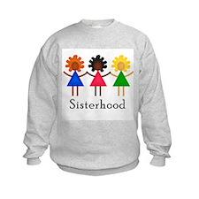 Classic Sisterhood Kids Sweatshirt