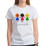 Contemporary Sisterhood Women's T-Shirt
