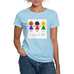 Contemporary Sisterhood Women's Light T-Shirt