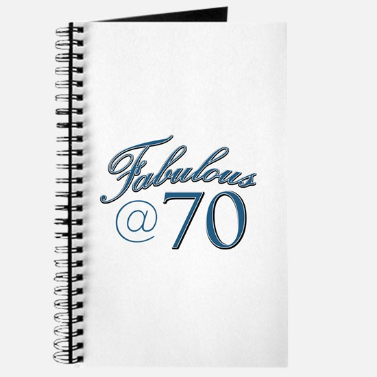 Fabulous at 70 Journal