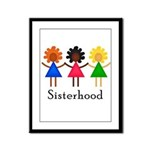 Classic Sisterhood Framed Panel Print