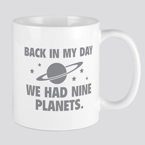 We Had Nine Planets Mug