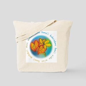 Hawaiian Island Art Tote Bag