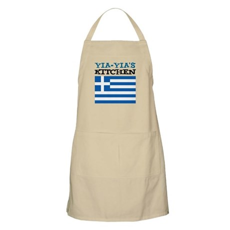 Yia-Yia's Kitchen Apron