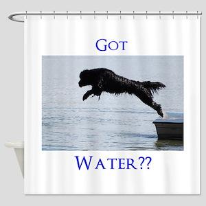 Got Water?? Shower Curtain